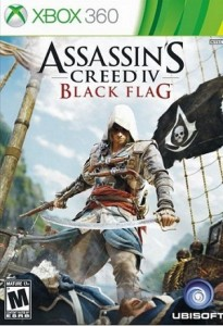 Assassins Creed 5 Black Flag Xbox 360 Action game