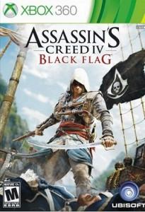 Assassins Creed 5 Black Flag Xbox 360 game