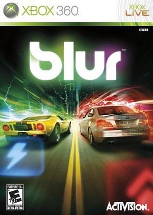 blur racing game xbox 360
