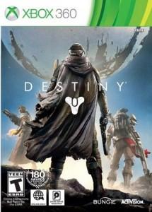 Destiny Standard Edition Xbox 360 game