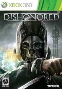 Dishonored Xbox 360 game