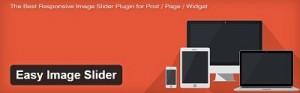 Easy Image Slider Plugin For WordPress