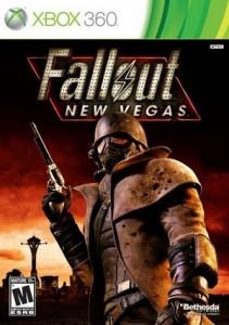 Fallout New Vegas Xbox 360 game