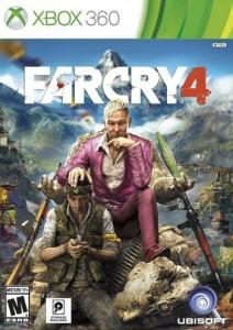 Far Cry 4 Xbox 360 game