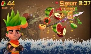 Fruit Ninja free Android Game