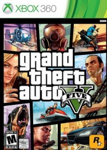 Grand Theft Auto Xbox 360 Action game