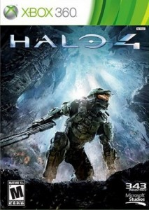 Halo 4 Xbox 360 Action game