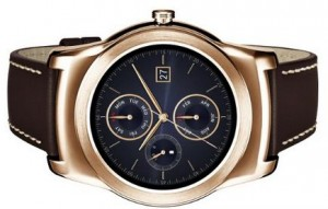 LG Urban Android Wear Watch