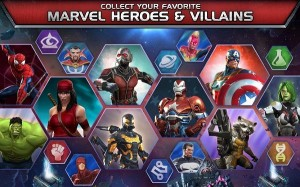 Marvel Contest of Champions Action game for Android
