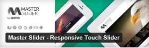 Master Responsive Touch Slider Plugin For WordPress