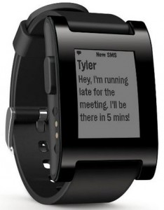 Pebble Android Wear Watch
