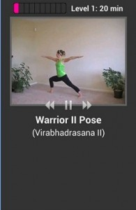 Simply Yoga Android app