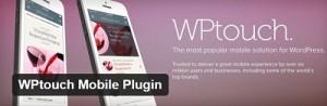 WPtouch Mobile WordPress Plugin