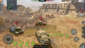 World of Tanks Blitz Action game for Android