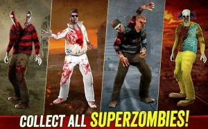 Zombie Hunter Android action games