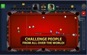 8 Ball Pool Android game for tablet
