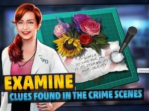 Criminal Case Android game for tablet
