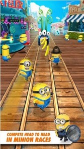 Despicable Me Android game for tablet
