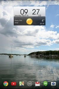 Digital Clock & World Weather app for Android