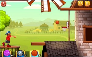 Dude Perfect 2 Android game for tablet