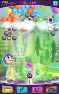 Inside Out thought Bubble Android game for tablet