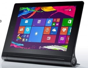 Lenovo Yoga Windows tablet