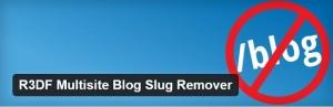 R3DF multisite blog plugin for WordPress