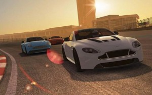 Real Racing tablet games for Android