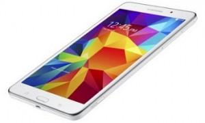 Samsung Galaxy Tab 4 Android tablet