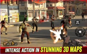 Zombie Hunter Android game for tablet