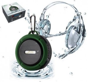 Elivebuy Waterproof bluetooth speakers for android