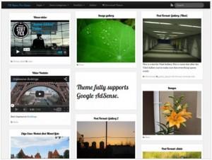 PR News theme for WordPress