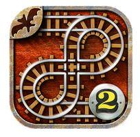 Rail Maze 2 android wear quiz game
