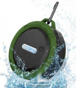 Rechargeable waterproof Bluetooth speakers for android