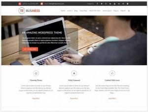 THBusiness theme for WordPress