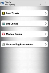 Term Life Insurance Quote app for android