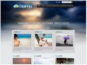 Travel Lite theme for WordPress