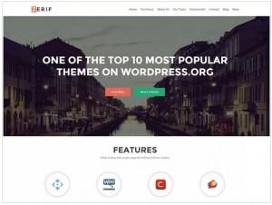 Zerif Lite WordPress Corporate Themes