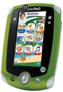 LeapFrog Learning tablet for kids