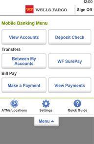 Wells Fargo Insurance app for Windows Phone