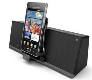 iLuv Android Speaker dock for Samsung