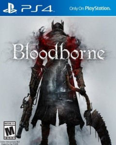 Bloodborne game for play station 4