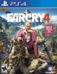 Farcry 4 black Friday deals on ps4