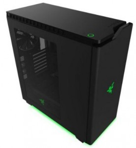 NZXT Razer gaming mid tower