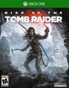 Rise of the Tomb raider xbox one games