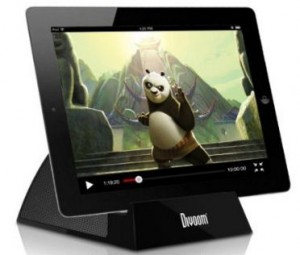 Satechi speaker docks for android tablets