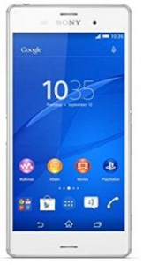 Sony Z3 LTE android phone deals 2015