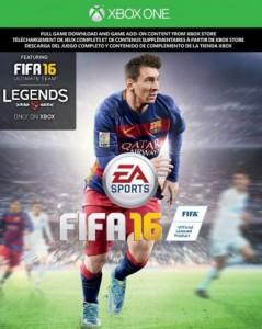Xbox one EA Sports FIFIA bundle