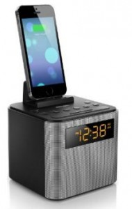Philips alarm clock docking station for android