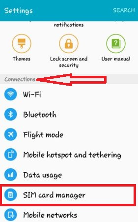 How to turn on mobile data on android lollipop 5 1 1